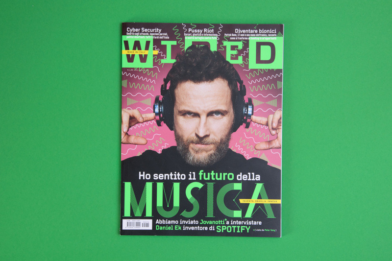 WIRED ITALY MARCH - Timo Meyer - Illustration